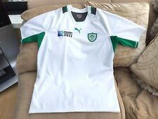 Puma Ireland Rugby World Cup 2011 Away Pro Spec Jersey Size 2XL BNew Without Tag