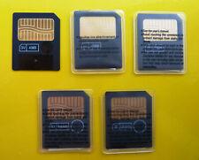 NEU: SmartMedia SM 4MB 3V   16MB   128MB 3,3V (u.a. für Fuji, Olympus, Korg)