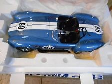 Shelby ford cobra 427 s/c #98 azul Blue Guardsman 08632cs Kyosho enorme 1:12