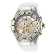 Technomarine TM-118137 Cruise Men's 45mm Stainless Steel Silver Dial Watch