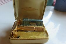 Vintage Gillette Safety Razor Milady 1940's belonged to one of the Chordettes