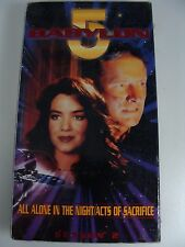 """New Sealed, """"Babylon 5, Season 2, All Alone in the Night, + More """"Vol 2.6"""" VHS"""