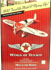 2011 WINGS TEXACO TRAVEL AIR MYSTERY SHIP AIRPLANE 19 REGULAR MINT BOX IN STOCK