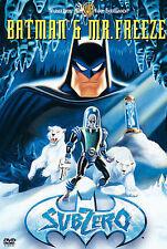 Batman & Mr Freeze: Subzero  DVD Kevin Conroy, Michael Ansara, Loren Lester, Efr