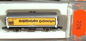 Schoefferhofer Hefeweizen Kolls 87007 Märklin 8600 Z Gauge 1/220 228 Å