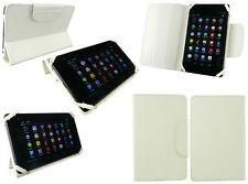 Universal Tríptico Funda de cuero PU para 7'' Pulgadas Tableta & Lápiz óptico