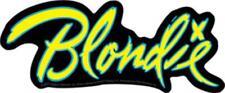 Blondie Logo Sticker/Decal cool pop music band bumper car