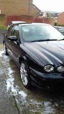 2006 (56) Jaguar X Type Sport 2.0D Saloon Black