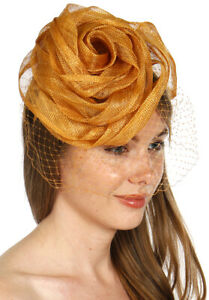 Fascinators for Women Derby Hats for Women Tea Party Hats Church Kentucky Hats