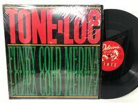Tone Loc Funky Cold Medina Vinyl Record Original 1989