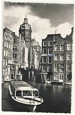 Vintage Postcard (1966) - Oud-Amsterdam, 't Kolkje - Posted 2264