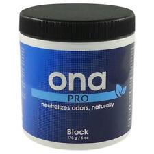 ONA Pro Block 6 oz - odor air neautralizer control crystal fresh linen ounce gel