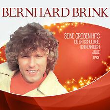 CD Bernhard Brink Seine größten Hits incl Du Entschuldige – Ich Kenn Dich