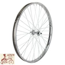 "WHEEL MASTER  CRUISER  26"" x 2.125""  STEEL CHROME FRONT WHEEL"