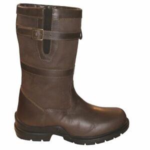Mark Todd Short Country Boots EU39/UK6 Brown