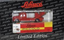 "Schuco 01185 Piccolo Magirus Deutz ""150 J. Berliner Feuerwehr"", limitiert, neu"