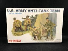 Dragon U.S. Army Anti - Tank Team 1:35 Scale Model Kit 6149 NIB
