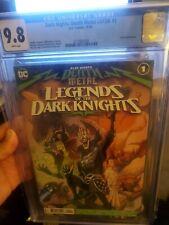 Dark Nights : Death Metal LOTDK #1 CGC 9.8 ** WHITE PAGES **