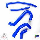 Blue For ALFA ROMEO ES-30 3.0 V6 89-91 SZ/ 92-93 RZ Silicone Radiator Hoses Kit