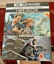 Jurassic World: Fallen Kingdom [4K UHD Blu-ray + Digital Download] 2 IN 1 MOVIES