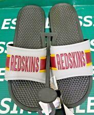 Forever Collectibles NFL Washington Redskins Mens Slip On Slippers