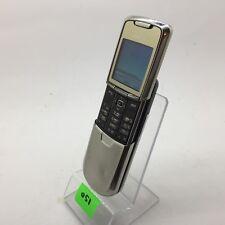 Nokia 8800 Classic - Stainless steel (Unlocked) Cellular Phone AJ051