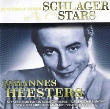 JOHANNES HEESTERS hits & Stars 21 Tracks CD NIP Capitol EMI 2009