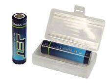 2 x 18650 jet batería 3100mah 3,7v 40a 8c (= más Power) limn batteriebox gratis