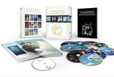 The Collected Works of Hayao Miyazaki - Blu Ray Set  New FREE Totoro  Backpack