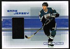 2000-01 BAP Memorabilia #J39 Rob Blake Kings Jersey (ref 6136)