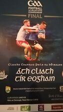 Dublin v Tyrone 2018 All-Ireland GAA football final programme, Croke Park