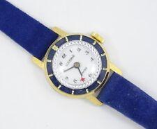 """""""nuovo"""" Swiss LUCERNE Quadrante MISTERO ORBITA 22 mm Cinturino Orologio Donna con Custodia * di lavoro"""
