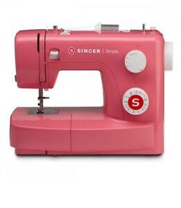Singer Simple 3223R Sewing Machine Mechanical Free Arm 23 Sewing Programs