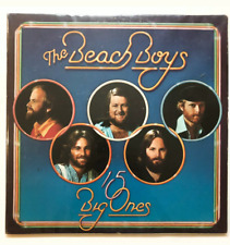 The Beach Boys 15 Big Ones 1976 Vinyl Record. This Is Original Not Remastered.