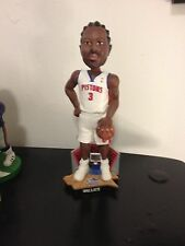 Ben Wallace 3 Detroit Pistons Limited Edition Forever Bobblehead #1884 Of 5000