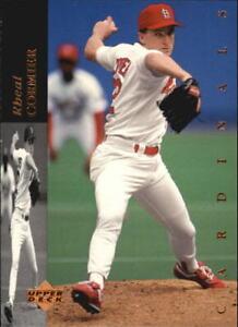 A2611- 1994 Upper Deck Baseball #s 422-550 +Inserts -You Pick- 10+ FREE US SHIP