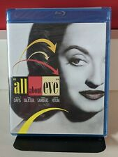 (Blu-ray) All About Eve (2011) Bette Davis, Anne Baxter, Marilyn Monroe Unrated