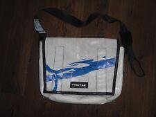 FREITAG F12 DRAGNET MESSENGER BAG, WHITE