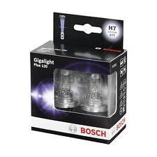 BOSCH gigalight PLUS 120 LAMPADINA DEL FARO H7 12V-CONFEZIONE DOPPIA