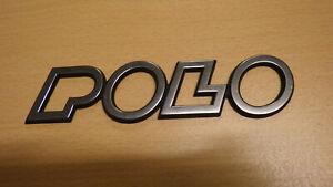 Schriftzug, Emblem, Abzeichen VW Polo 6N alle Modelle