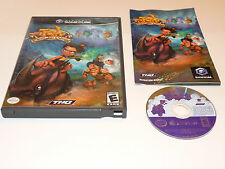 Tak The Great Juju Challenge Nintendo GameCube Video Game Complete