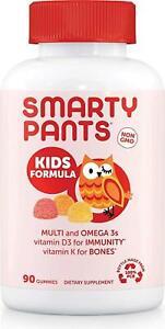Kids Formula Multi with Omega 3 Vitamin D3 & Vitamin K, 90 gummies