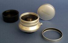 Voigtländer Voigtlander Color Skopar 21 mm f/4 MC Schraublens screwmount M39 LTM