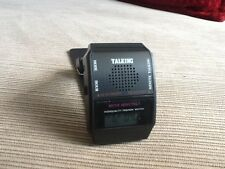 Spanish taking Wrist Watch visually impaired. 1 FREE BATTERY. SHIPS FROM U.S.