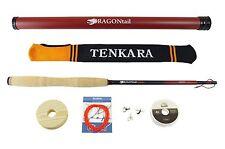 DRAGONtail KOMODO Tenkara Rod PLUS Complete Starter Pack (10.5ft or 9ft rod)