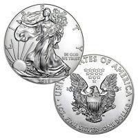 2018 $1 American Silver Eagle Brilliant Uncirculated BU ASE