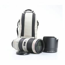 Canon EF 2,8/70-200 L IS USM II + Sehr Gut (231987)