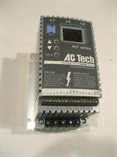 LENZE AC TECH  SF210 MICRO AC VFD INVERTER DRIVE 208/240VAC, 0-230 OUTPUT, 1HP