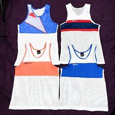 4 Vintage Mens Sub 4 Running Track Tank Top Shirts Singlets Made In Usa Sub4