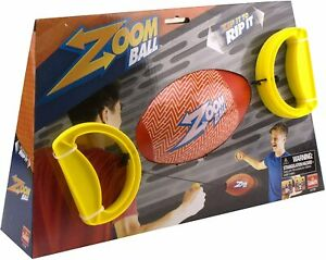 Goliath Sports Zip-It to Rip-It Zoom Ball (2 Player) , Red
